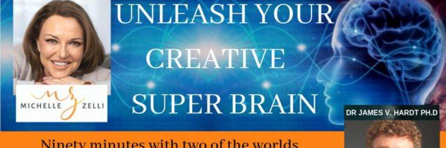 Unleash Your Creative Super Brain